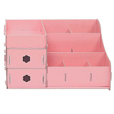 Top 10 Crazy 8 Desktop Storage Box Merah Muda Online