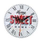 Katalog Kreatif Antik Wall Clock Vintage Kayu Putaran Jam Rumah Dekorasi 7 Intl Oem Terbaru