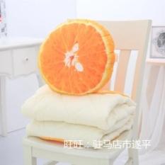 Mobil Kreatif Bantal Selimut Dual Sofa Cushion Adalah Kantor Nap Pillow Lunch Berbaring Bantal AC Sejuk Di Musim Panas- INTL