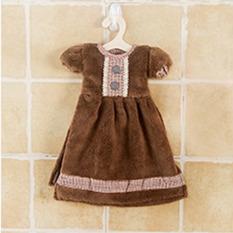 Tips Beli Kreatif Indah Rok Gaun Tangan Handuk Cora Anak Lucu Putri Bath Towel Dengan Menggantung Hook Kopi Intl Yang Bagus
