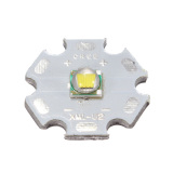 Review Toko Cree Single Die 1100Lm Xml U2 Led Emitor 20Mm Basis Bintang 3000Ma 10 W Putih Intl