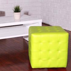 CREOVA Kursi Puff Dekorasi Fresh Green