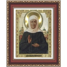 Cross stitch new living room 5d diamond painting the Virgin of the Russian wind entrance crystal round diamond foreign trade explosion#The nun 30cm x 40cm - intl