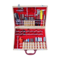 Kuliner Carving Tool Set 80 Piece Buah/sayuran Garnishing Dekorator-Intl