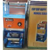 Harga Hemat Cup Sealer Manual Alat Press Gelas Plastik Merk Eton Nanka