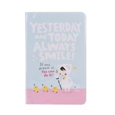 Cute Diary Notebook Red Hat Girl Weekly Planner BU-Intl