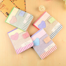 Cute Colorful Notepad Notebook Kertas Tulis Diary Jurnal Memo Alat Tulis Hadiah