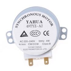 CW/CCW 220-240 V IMC Microwave Oven Turntable Sinkronis Motor-Internasional