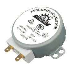 CW/CCW Microwave Turntable Turn Table Synchronous Motor TYJ50-8A7D Shaft 4RPM Duralbe