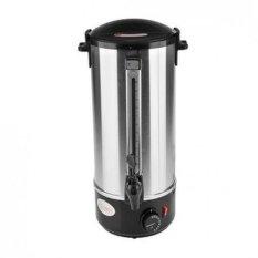 Promo Toko Cyprus Coffe Maker Cm 0136 Alat Pembuat Coffee Tea Maker Kapasitas 10 Liter Silver