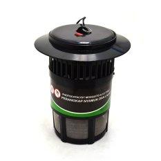 Cyprus Ll0671Jl Alat Perangkap Nyamuk Lalat Sistem Katalisator Cahaya Kapasitas 25 30M2 Hitam Di Banten