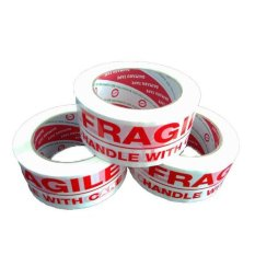 Spesifikasi Daimaru Lakban Fragile Isolasi Pecah Belah Putih Bundle Pack 3 Pcs Beserta Harganya