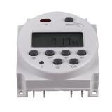 Harga Dc 12V 16A Lcd Digital Daya Diprogram Timer Otomatis Kali Saklar Estafet 16A Branded