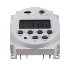 Spesifikasi Dc 12V 16A Lcd Digital Daya Diprogram Timer Otomatis Kali Saklar Estafet 16A Yang Bagus Dan Murah