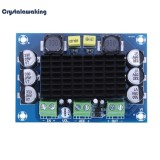 Dc 12V 26V 100W Mono Channel Tpa3116D2 Digital Power Audio Amplifier Board Blue Intl Vakind Diskon 50