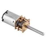 Jual Beli Online Dc 12 V Gear Box Pengurangan Motor Dengan Panjang Poros Output 2000 Rpm Intl