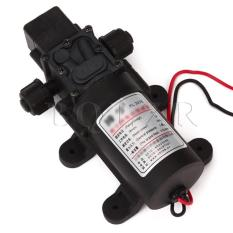 Spesifikasi Dc 12 V Benang Mampu Ber Defleksi Tekanan Tinggi Pompa Pendorong Air Hitam Dan Harganya