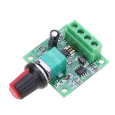 Situs Review Dc Baru 1 8 V 3 V 5 V 6 V 12 V 2A Motor Tegangan Rendah Speed Controller Intl