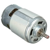 Harga Dc12 24V 150 W 13000 15000 Rpm 775 Micro High Speed Power Motor 5Mm Shaft Baru Internasional Termahal