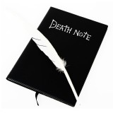 Beli Death Note Notebook Feather Pen Book Japan Anime Writing Journal New Intl Kredit Tiongkok