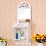 Spesifikasi Decorative Mirror Rack Shabby Chic Vintage Rak Cermin Murah Berkualitas