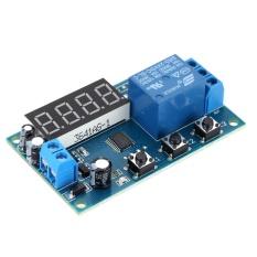 Harga Penundaan Waktu Modul Switch Kontrol Relay Siklus Timer Dc 12 V Lengkap