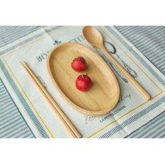 Dessert Plates Dinner Plates Dinner Service Set Cheese Tray Party Salad Piring Mangkuk Aksesori Dapur Buah Sayuran Makanan Plate Sushi Kue Permen Penyimpanan Holder Serving Dish Sup Pasta Bowl Intl Tiongkok Diskon