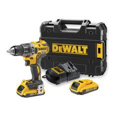 Harga Dewalt Dcd791D2 B1 18V Xr Li Ion Brushless Drill Driver Termahal