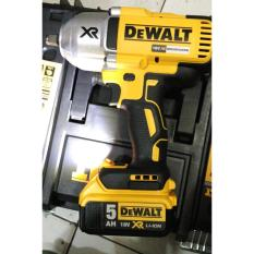 Dewalt Dcf899Hp2 Dcf 899 18V Cordless Brushless High Torque 950Nm Mesin Impact Wrench 1 2 Baterai Diskon Akhir Tahun