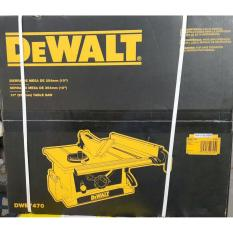 Promo Dewalt Dwe7470 Table Saw 10 Inch Mesin Potong Kayu Meja Circular Saw No Brand