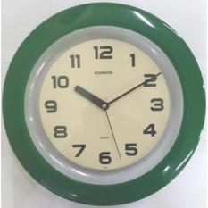 Promo Diamond 720T 6 Wall Clock 30Cm Asst Diamond Terbaru