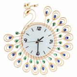 Spesifikasi Diamond Merak Jam Dinding Besar Emas Lengkap Dengan Harga