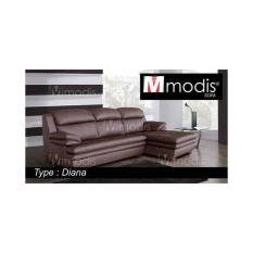 Modis Sofa - Diana Corner (Khusus Kota Medan saja + Free Ongkir)
