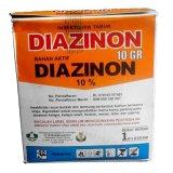 Harga Diazinon 10 Gr Insektisida Kontak Tabur 1000 Gram Fullset Murah
