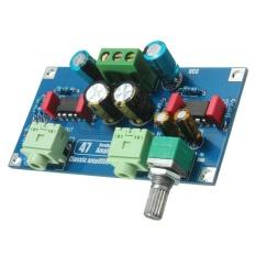 Digital Audio Stereo Power Amplifier Papan PCB Modul Rakitan DIY Kit 9-15 V-Intl