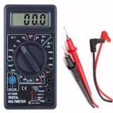 Review Digital Avometer Multitester Multimeter Dt 830B Universal
