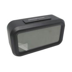 Digital Desktop Smart Clock - JP9901 - Hitam