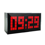 Toko Elektronik Digital Jam Alarm Led 4 Digit Merah Oem