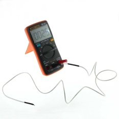 Digital LCD DC/AC Multimeter AN8002 Voltmeter Ammeter Ohmmeter Pengukur Checker-Intl