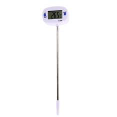 Spesifikasi Lcd Digital Termometer Probe Memasak Makanan Daging Bbq Internasional Vakind Terbaru