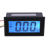 Daftar Harga Digital Lcd Voltmeter Positif Negatif Tegangan Display Panel Dc0 300V Oem