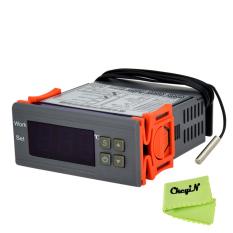 Harga Pengendali Tampilan Led Digital Thermostat Abu Abu Original