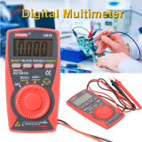 Review Digital Multimeter Voltage Current Resistance Frequency Capacitance Test Bi170