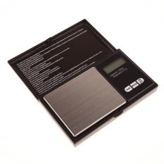 Digital Skala 1000g X 0.1g Emas Silver Pocket Ukuran Lebih-Internasional