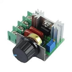 Dimmer SCR 2000W Motor Speed Controller 220V AC PWM Regulator
