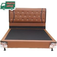 Dipan /divan sandaran model newgucci uk.QUEEN(160x200)