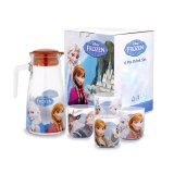 Spesifikasi Disney Frozen Drink Set Biru Disney