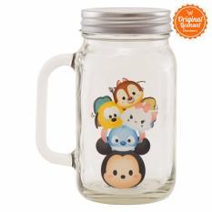 Harga Disney Tsum Tsum Mason Jar Stack Them All Yg Bagus
