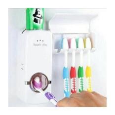 Toko Dispenser Odol Pasta Gigi Dan Tempat Gantungan 5 Sikat Gigi Online Terpercaya