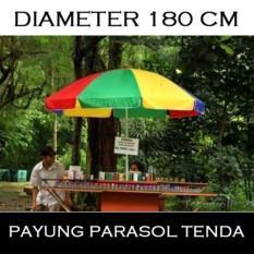 diva-Davi Payung pantai / payung cafe / payung tenda warung kaki lima - 180cm